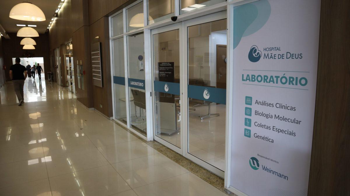 Laboratório Hospital Mãe de Deus