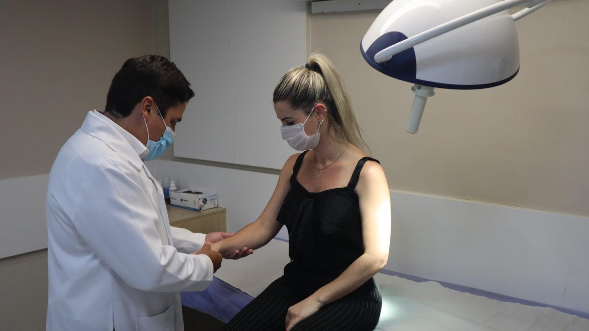 Pronto Atendimento e Ambulatório de Cirurgia do HMD